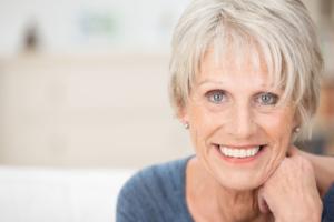 Reizungen durch Zahnprothesen